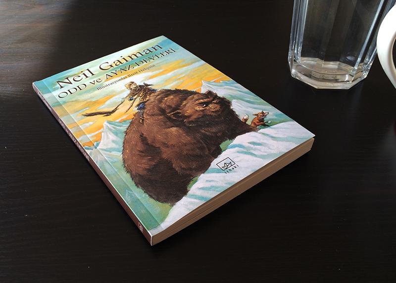 Odd ve Ayaz Devleri Neil Gaiman