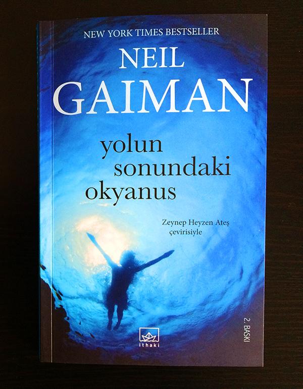 Yolun Sonundaki Okyanus Neil Gaiman