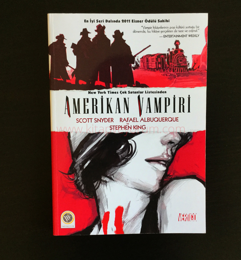 Amerikan Vampiri 1 - Scott Snyder