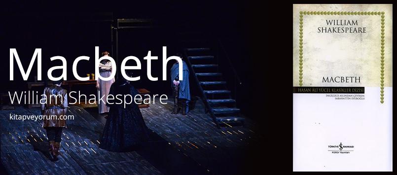 Citaten Shakespeare Macbeth : Macbeth william shakespeare kitap ve yorum