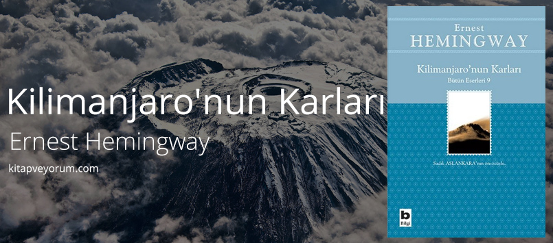 kilimanjaronun-karlari-ernest-hemingway