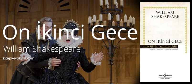 On İkinci Gece - William Shakespeare